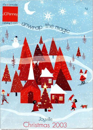 Picture of 2003 JCPenney Christmas Book (digital download)