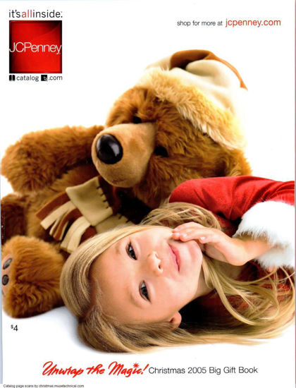 Picture of 2005 JCPenney Christmas Book (digital download)