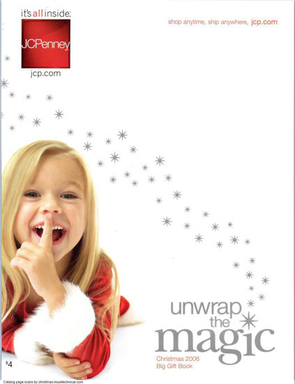 Picture of 2006 JCPenney Christmas Book (digital download)