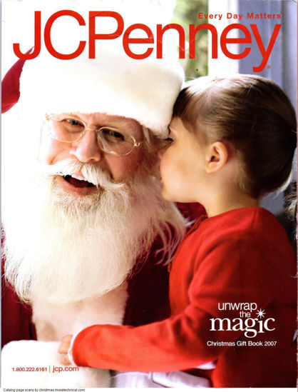 Picture of 2007 JCPenney Christmas Book (digital download)