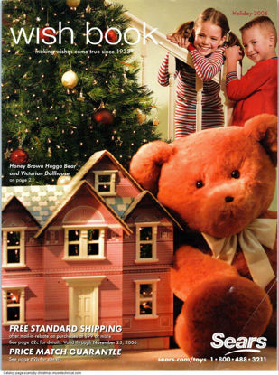Picture of 2006 Sears Christmas Book (digital download)