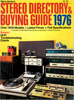 Picture of 1976 Stereo Review Magazine Issues (digital download)