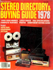 Picture of 1978 Stereo Review Magazine Issues (digital download)