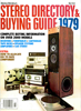 Picture of 1979 Stereo Review Magazine Issues (digital download)