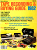 Picture of 1982 Stereo Review Magazine Issues (digital download)