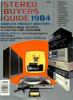 Picture of 1984 Stereo Review Magazine Issues (digital download)