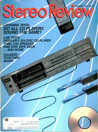Picture of 1986 Stereo Review Magazine Issues (digital download)