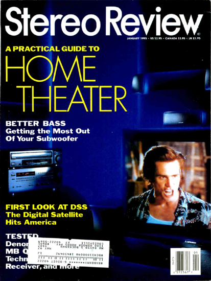 Picture of 1995 Stereo Review Magazine Issues (digital download)