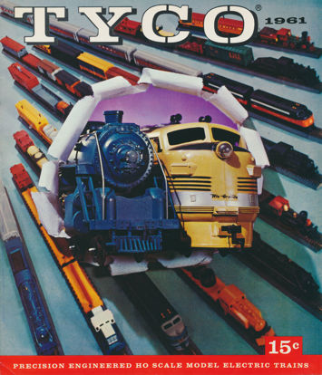 Picture of 1961 Tyco Catalog (digital download)