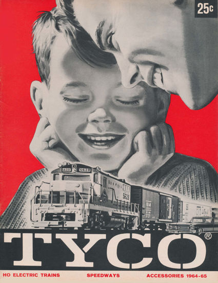 Picture of 1964 Tyco Catalog (digital download)