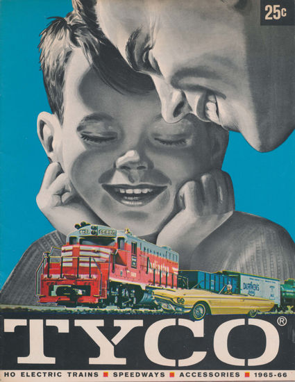 Picture of 1965 Tyco Catalog (digital download)