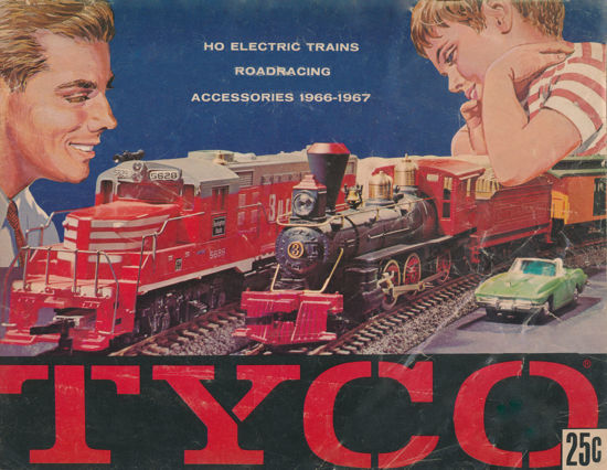 Picture of 1966 Tyco Catalog (digital download)