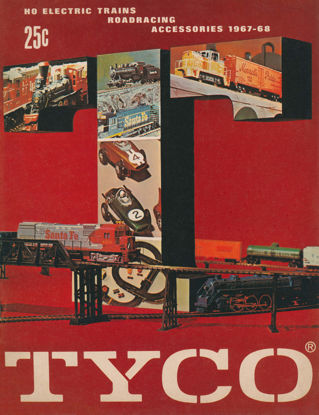 Picture of 1967 Tyco Catalog (digital download)