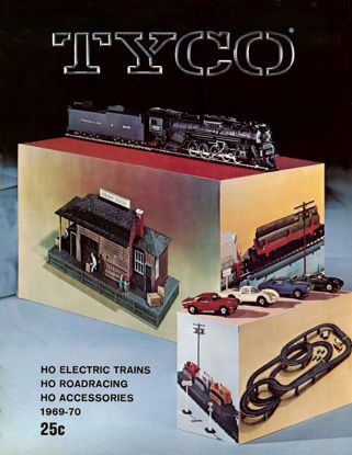 Picture of 1969 Tyco Catalog (digital download)