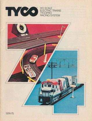 Picture of 1974 Tyco Catalog (digital download)