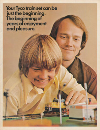 Picture of 1975 Tyco Catalog (digital download)