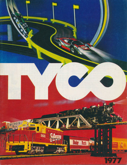 Picture of 1977 Tyco Catalog (digital download)