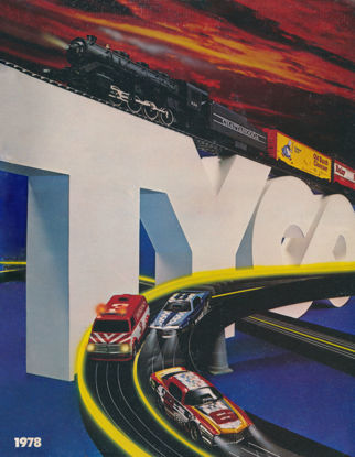 Picture of 1978 Tyco Catalog (digital download)